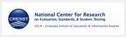 CRESSET (National Center for Research on Evaluation, Standards, & Student Teaching) 배너